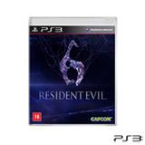 Jogo Resident Evil 6 para PS3 - Capcom