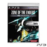 Jogo Zone of the Enders: HD Collection para Playstation 3