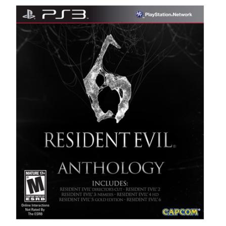 Jogo Resident Evil 6 para PS3 - Konami - PS3RESIEVIL6