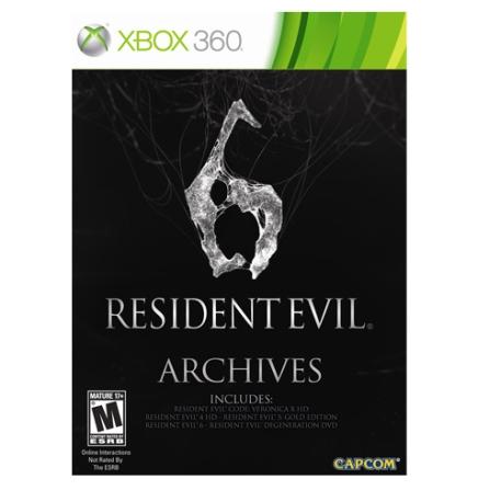 Jogo Resident Evil 6 para XBOX 360 - Konami - XBRESIDEVIL6