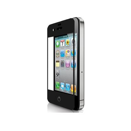 Película em Vidro Temperado para iPhone 4/4S Shell Shock G-Class Preta - Cellairis - 11-0071001R