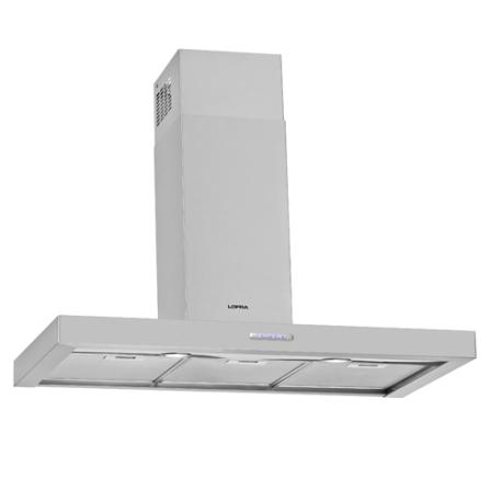 Coifa Depurador Parede 90cm Flat Lofra -  CF90, 220V, LB, 90 cm, Parede