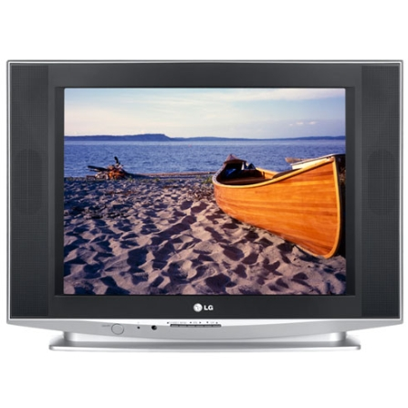 "Tv Cinescópio Ultra Slim 29"" / Tela plana 4:3 / XD Engine / Closed Caption / Estéreo SAP - LG - 29FU6TL"