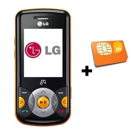 Celular GSM GM210 Music Phone Preto com Câmera de 2.0MP / MP3 Player com Dolby Mobile / Bluetooth / Rádio FM / Email Pop
