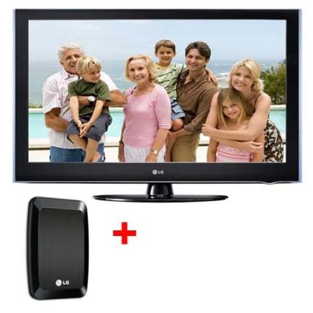 TV Monitor LCD 42