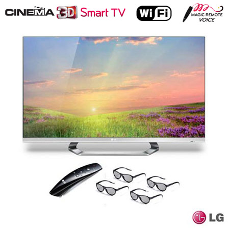 Smart TV LED Cinema 3D 47
