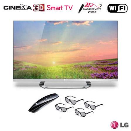 Smart TV LED 3D 47