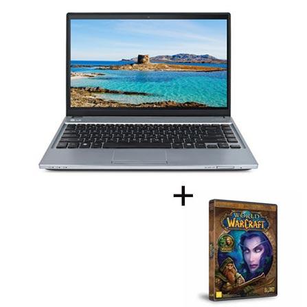 Notebook LG P430 Core i7 com placa de video de 1GB
