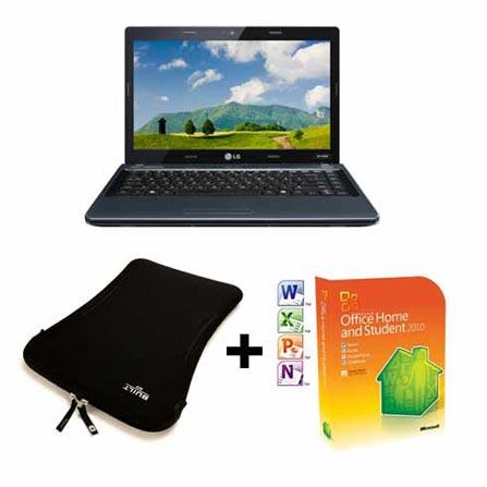 Notebook Core i5 2430M 6GB  640GB HD LG