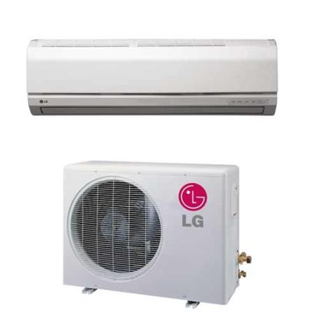 Condicionador de Ar Split Hi Wall 7.000Btus / Eletrônico / Frio / Branco - LG - CJTSUC072YDA, 220V, LA, 7.000 BTUs, Split, 5.000 a 8.500 BTUs