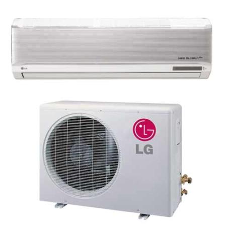 (Aguardando cadastro do código) Condicionador de Ar Split Neo Plasma 12.000Btus / Eletrônico / Frio / Branco - LG - CJTS, 220V