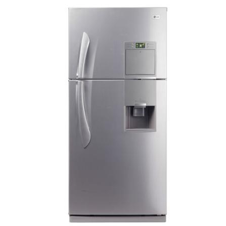Refrigerador 2 Portas 413L Frost Free Top Mount LG, 110V, 220V, LB, 02 Portas, De 351 a 500 litros