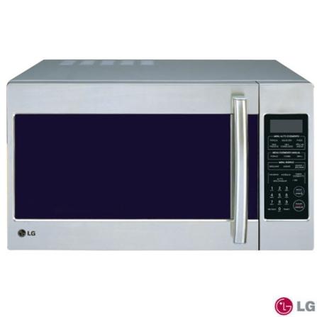 Forno Microondas 26 litros Multifuncional LG, 110V, LB, De 21 a 29 litros