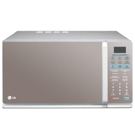 Forno de Micro-ondas 40L com Grill  Next Latin LG, 110V, 220V, LB, Acima de 30 litros