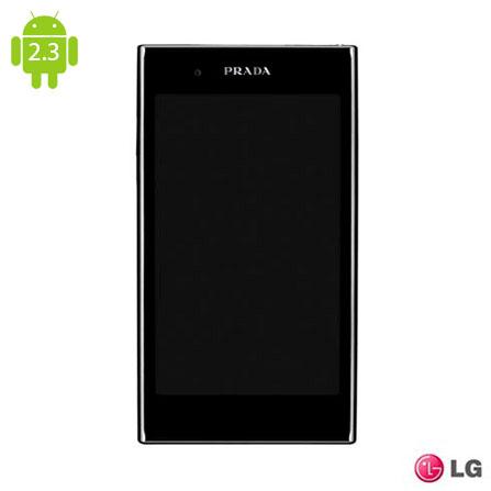 Smartphone LG Prada P940 com Display de 4.3