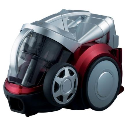 Aspirador de Pó Kompressor Vermelho - LG - VKC902HEM, 220V