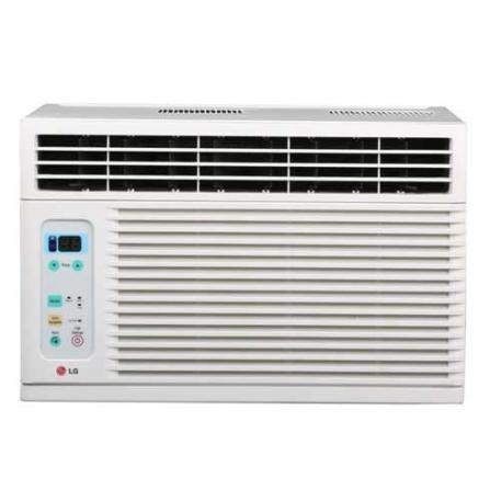 Condicionador de Ar Janela 7500Btus Frio LG, 220V, LA, 7.500 BTUs, Janela, 5.000 a 8.500 BTUs