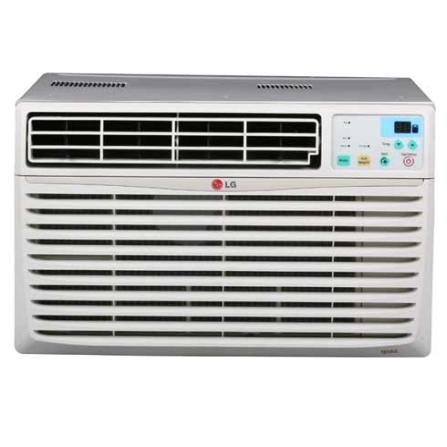 Condicionador de Ar Janela 10000Btus LG, 110V, 220V, LA, 10.000 BTUs, Janela, 9.000 a 11.500 BTUs