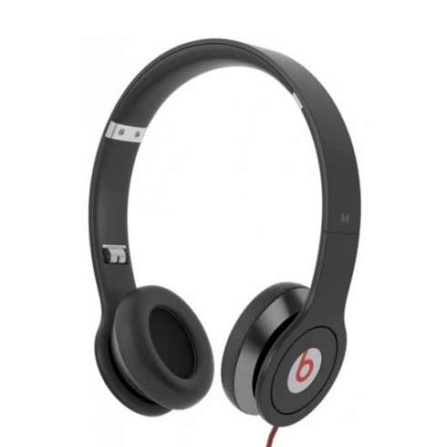Fone de Ouvido Beats Solo Preto Fosco Monster, Preto, Headphone, 12 meses