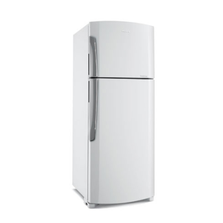 Refrigerador 2 Portas Frost Free 380L Branco - Mabe - 420NFM2A2BR, 110V, 220V, 02 Portas, De 351 a 500 litros