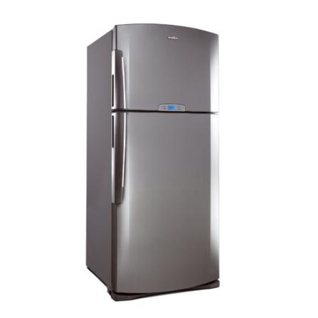 Refrigerador 2 Portas 453L Frost Free com Exclusivo Controle LCD / Titânio - Mabe - RMV71ZLBMSSO, 110V, LB, 02 Portas, De 351 a 500 litros