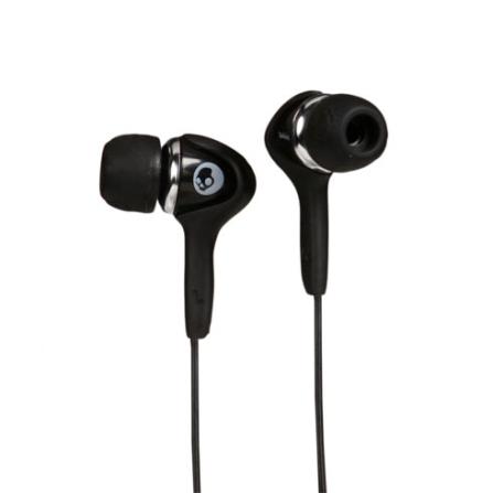 Fone de Ouvido Smoking Buds / Compativel para iPods e MP3 Players / Preto - Skullcandy - EH17_SKC33, Preto, Intra-auricular, 12 meses