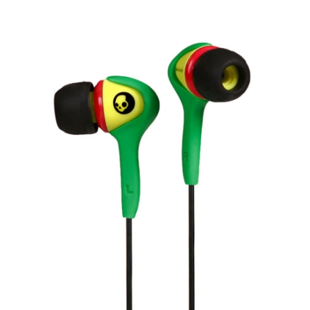 Fone de Ouvido Smoking Buds / Compativel para iPods e MP3 Players / Verde - Skullcandy - EH17_SKC43, Verde, Intra-auricular, 12 meses