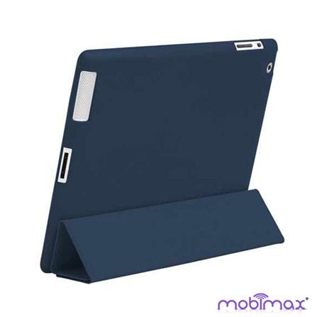 Capa de Poliuretano para iPad 2 Mobimax., Azul