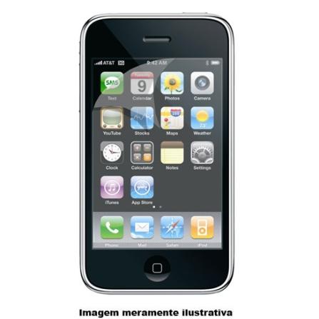 Protetor de Tela para iPhone 3ª Geração - Mobimax - MMSCPTI3, Não se aplica