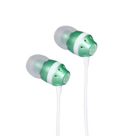 Fone de Ouvido Ink'D / Verde - Skullcandy - SCINKDDKGRY, Verde, Intra-auricular, 12 meses