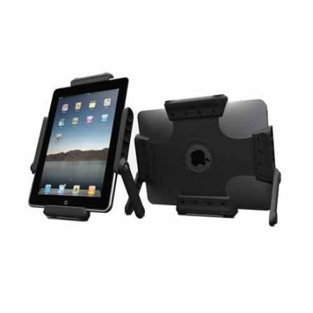 TabGrip Suporte de Borracha Preto para iPad - Mobimax - TABGRIP