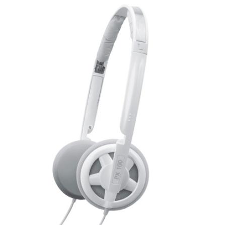 Fone de Ouvido do Tipo Headband Dobravel / Sonoridade Natural e Detalhada / Estojo para Transporte / Branco - Sennheiser, Branco, Headphone, 12 meses