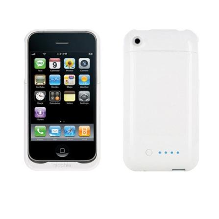 Carregador Branco para iPhone Mophie, Bivolt, Bivolt, Branco, 06 meses