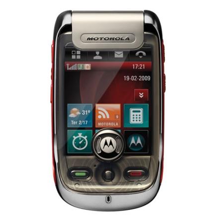 Smartphone GSM A1200E Touch / Bluetooth Motorola