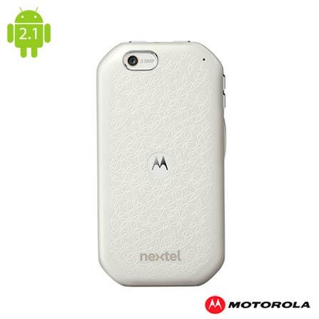 Smartphone Nextel Motorola i867 Preto + Branco