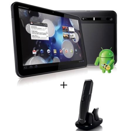 Tablet Motorola Xoom Wi-Fi + Aparador de Pelos