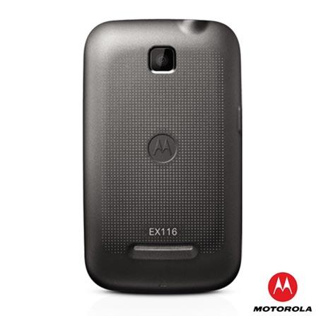 Celular Motokey Wi-Fi EX116 com Câmera 2 MP, Rádio FM, MP3 Player, Redes Sociais e Cartão 2 GB incluso