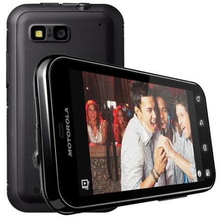 Smartphone Defy, Resistente à Água, 3.7