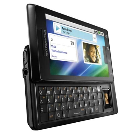 Smartphone Milestone/Multi-Touch/Android Motorola