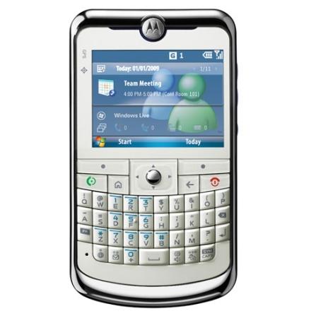 Smartphone MOTOQ11 Windows Live Messenger Motorola
