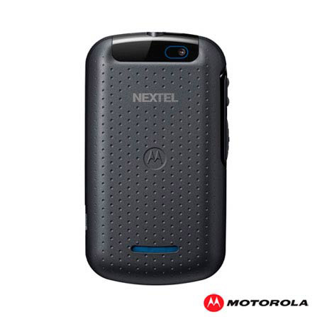 Nextel Motorola com Bluetooth, Rádio FM e Recurso GPS, Preto - i475, Bivolt, Bivolt, I