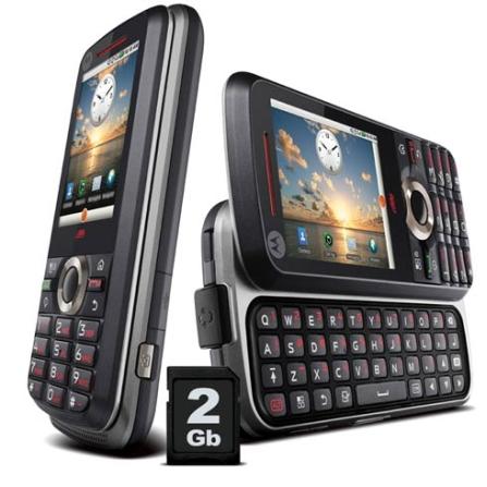 Nextel i886 com câmera de 2.0MP e GPS Motorola, Bivolt, Bivolt, Preto, I, 12 meses