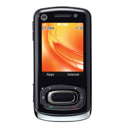 Celular W7 Slider/Câmera 2.0M/Bluetooth Motorola