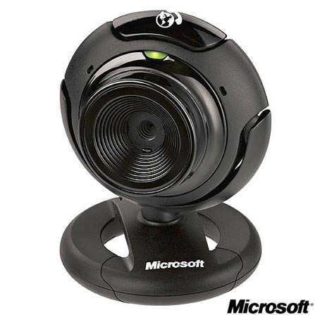 Webcam LifeCam VX-1000 USB MIcrosoft - 64L00004