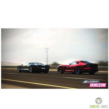 Forza Horizon XBOX 360 + Cartão Live 12 meses, GM