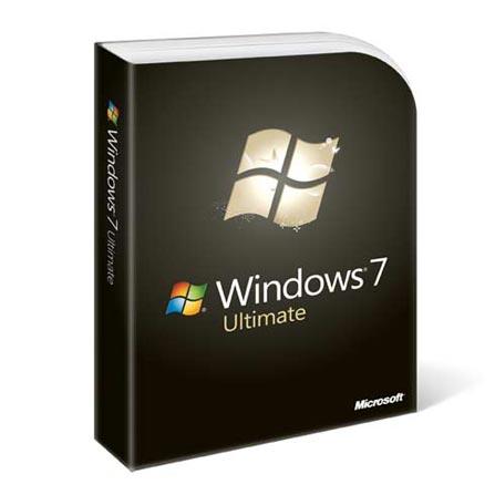 Windows 7 Ultimate + Office 2007 Microsoft