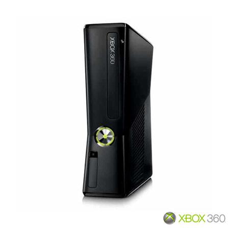 Xbox 360 Slim 250GB com Kinect + Chatpad, GM