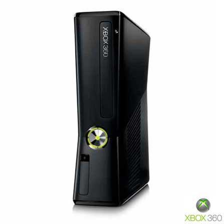 XBOX 360 Slim 4GB + Jogo Forza Horizon, GM