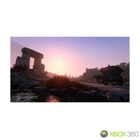 Jogo Fable: The Jorney para Xbox 360, Não se aplica, Xbox 360, RPG, DVD, 10 anos, Não especificado, Não especificado, 03 meses