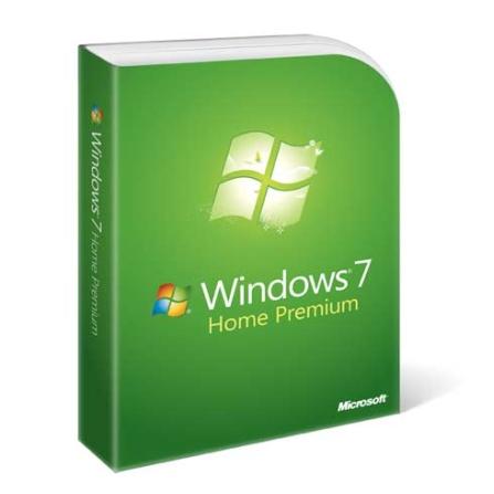 Windows 7 Home Premium em Português Microsoft